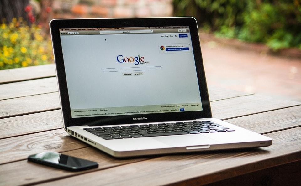 Recommandation google