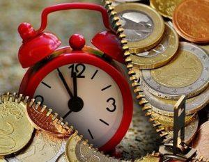Le temps c'est de l'argent