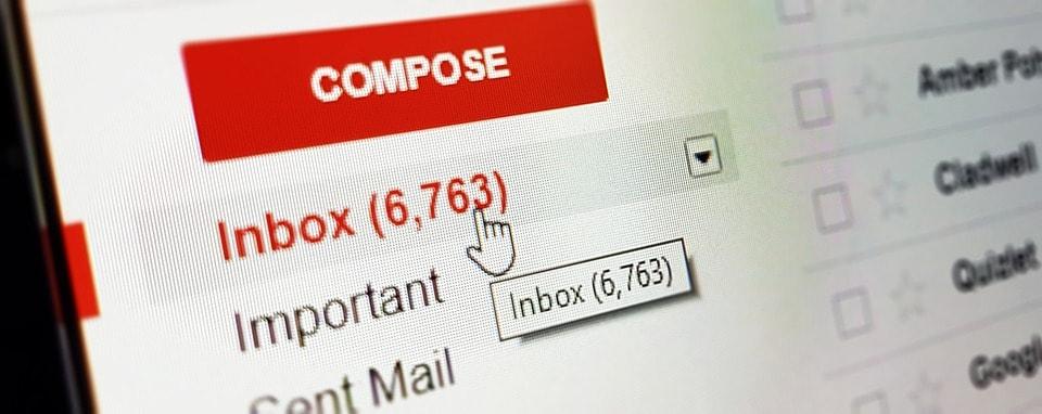 Pourquoi externaliser la gestion des emails?