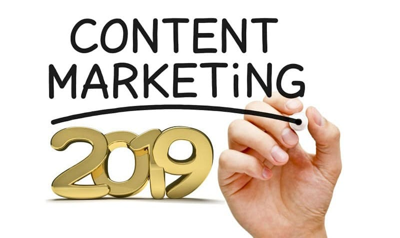 2019 : 7 tendances qui marqueront le content marketing !