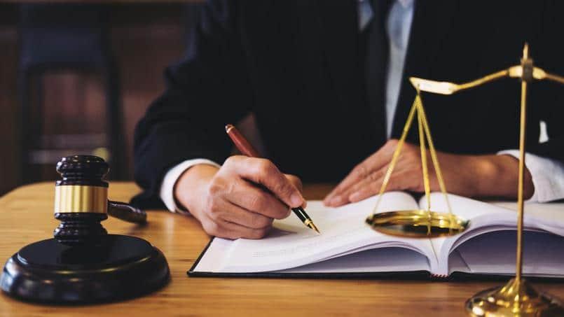 rédaction animation blog service juridique en ligne