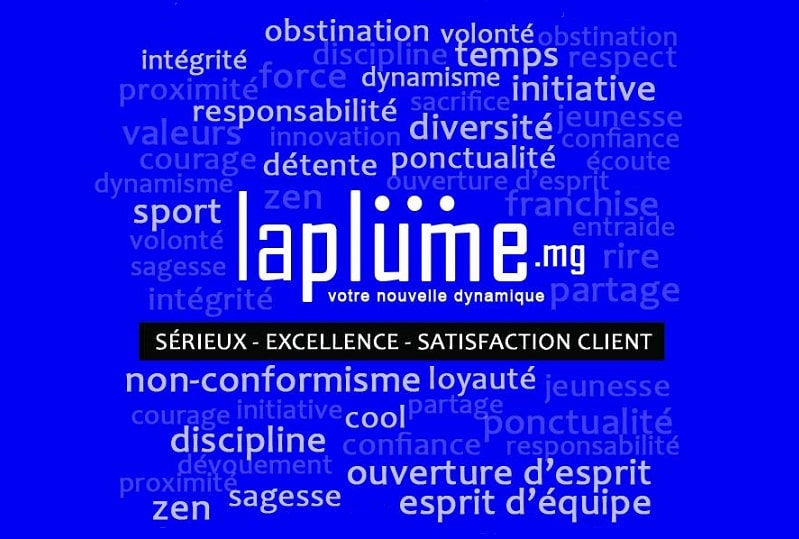 LAPLUME.MG et ses solutions d'externalisation back-office