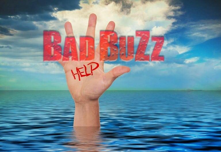 Comment gérer un bad buzz sur les réseaux sociaux ?