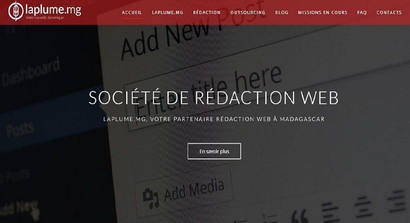 Services de rédaction web : 5 bonnes raisons de recourir à LAPLUME.MG !