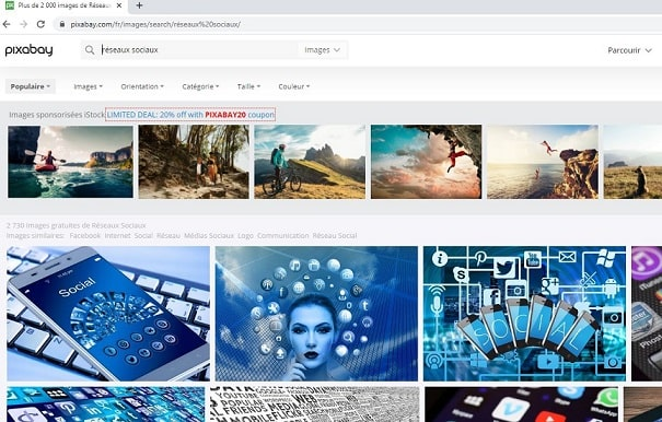 Outils community manager 2021 Pixabay