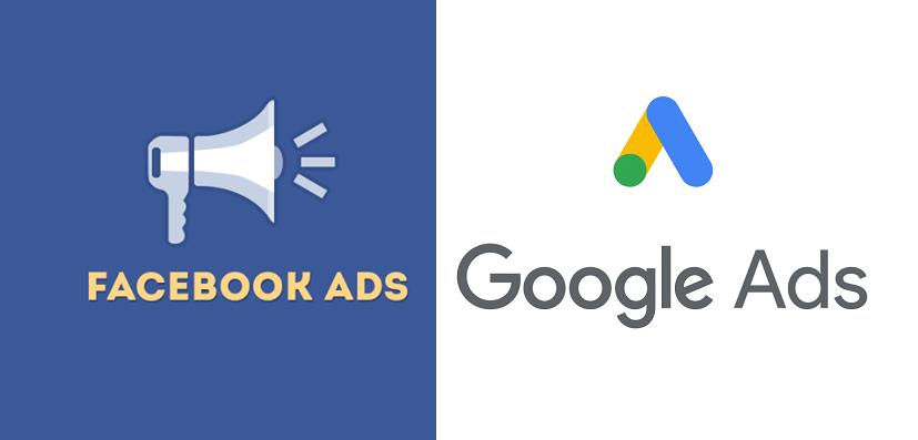 Google Ads ou Facebook Ads ?